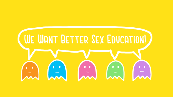 we want sex ed